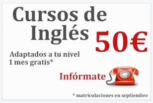 cursos de inglés en Sevilla Este